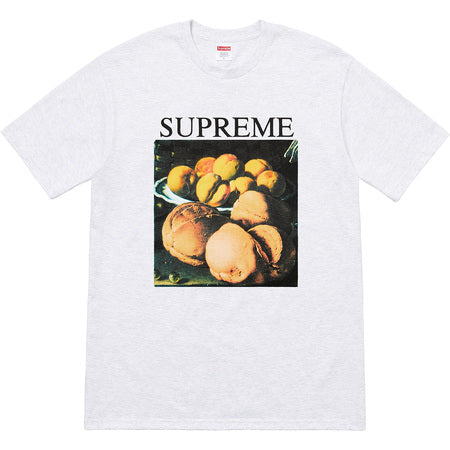 Supreme Still Life Tee- Ash Grey