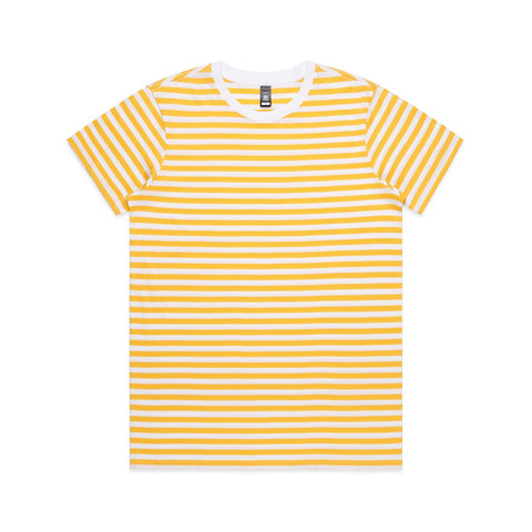 4037 Women's Stripe Tee