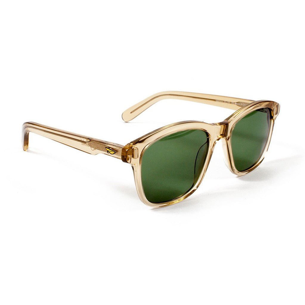 Valencia Gold Smoke Sunglasses