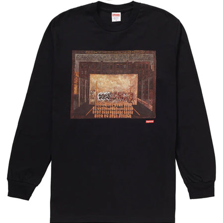 Supreme - Martin Wong Attorney Street L/S