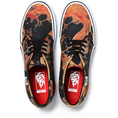 SUPREME / Vans Blood and Semen Chukka - Black