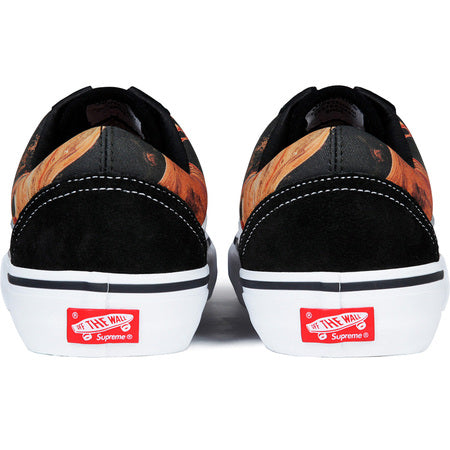 SUPREME / Vans Blood and Semen Old School - Black