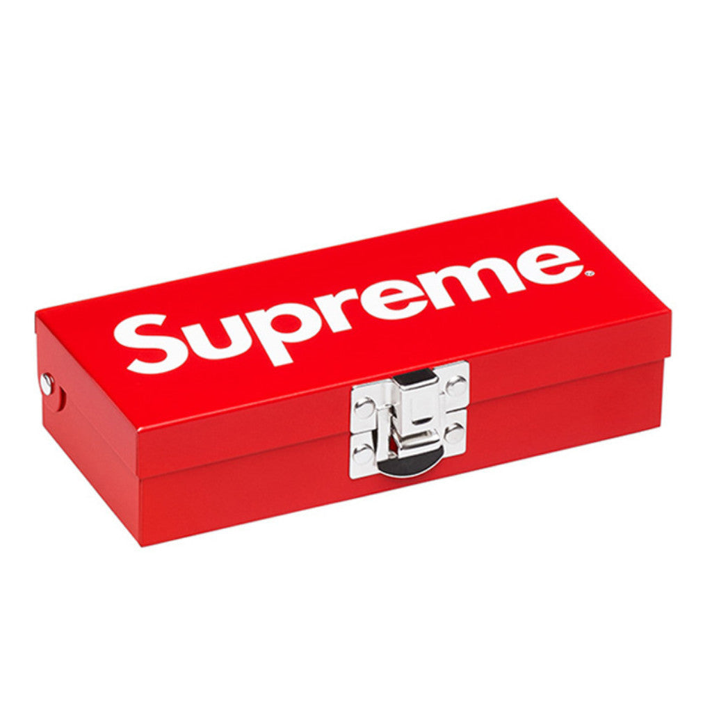 Supreme Metal Storage Box - Small