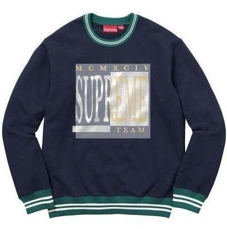Supreme Team Crewneck