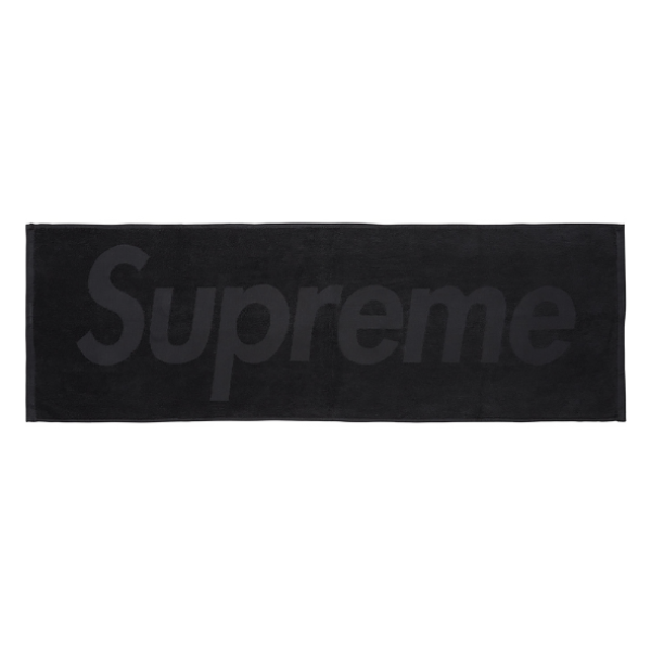 SUPREME Terry Logo Hand Towel – Street Wear Official