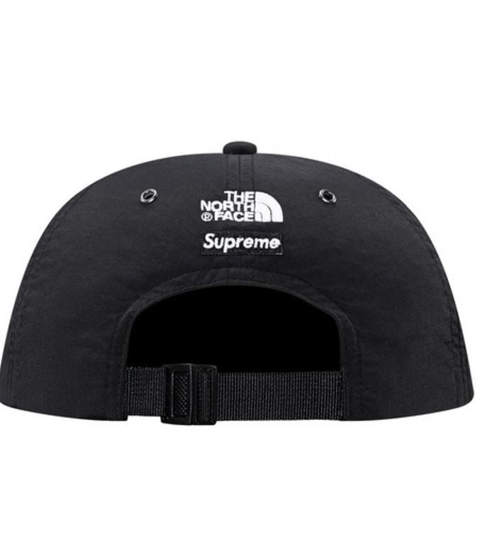Supreme X The North Face Steep Tech 6-panel Hat Black