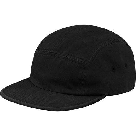 1ade4dc89cc Supreme Arc Logo Shockcord Camp Cap- Black