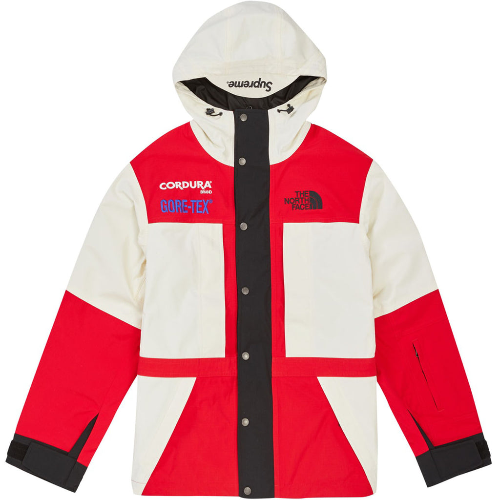 Supreme The North Face Expedition (FW18) Jacket- White