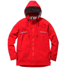 Supreme Taped Seam Jacket- Red
