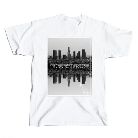 The City Is Mine (White)