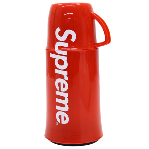 Supreme Bottle Thermos- Red