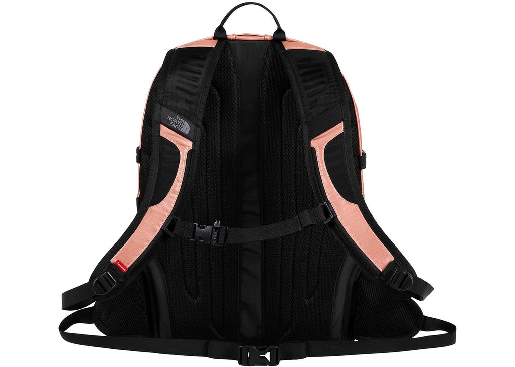 Supreme The North Face Metallic Borealis Backpack- Rose Gold