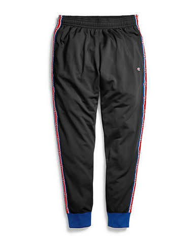 Champion Life® Men's Track Pants- Black