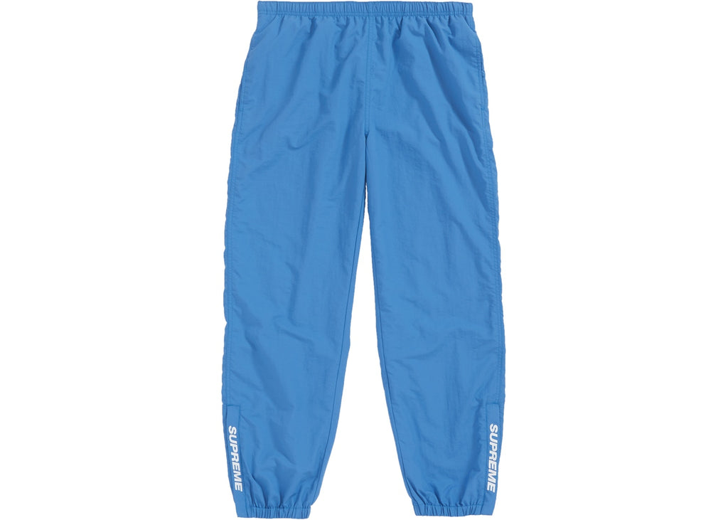 Supreme Warm Up Pant (FW18)-  Light Blue