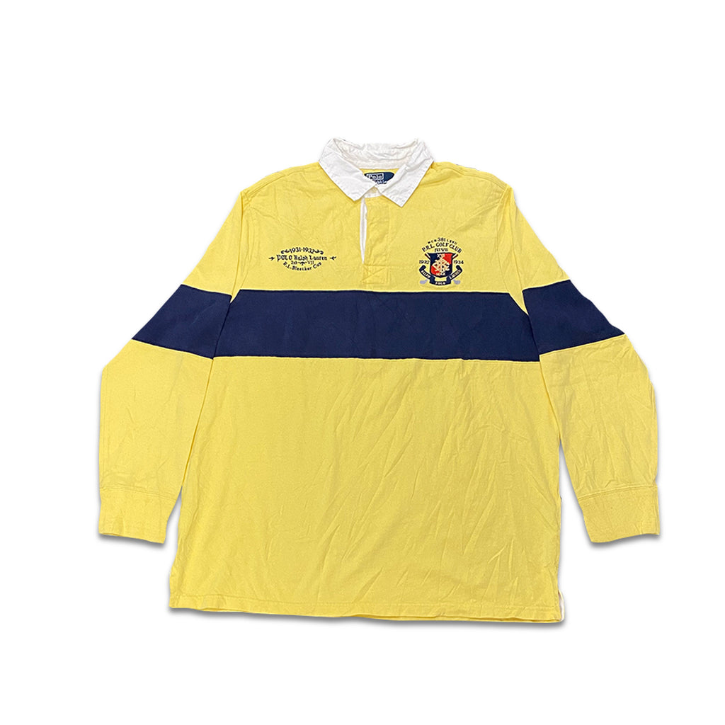 Vintage Ralph Lauren Golf Club Polo