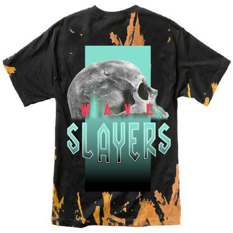 WAVE SLAYERS BLEACH BLACK