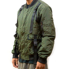 Olive Tactical Jacket