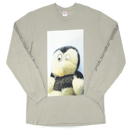 Supreme Mike Kelley AhhYouth! L/S Tee- Clay