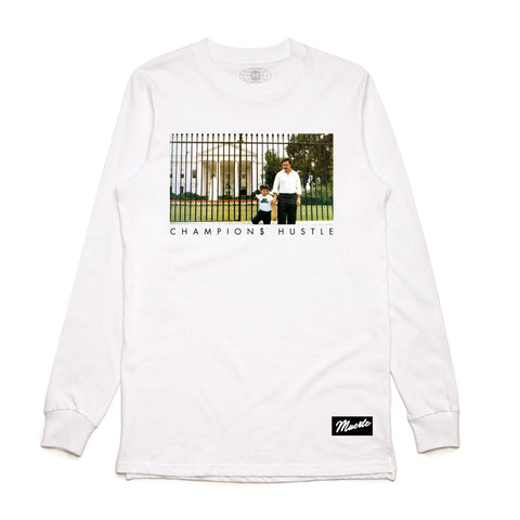 Pablo Champion Hustle Long Sleeve