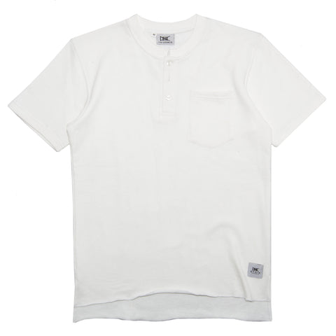 Settle Henley - Cream
