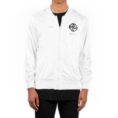 Monogram Windbreaker