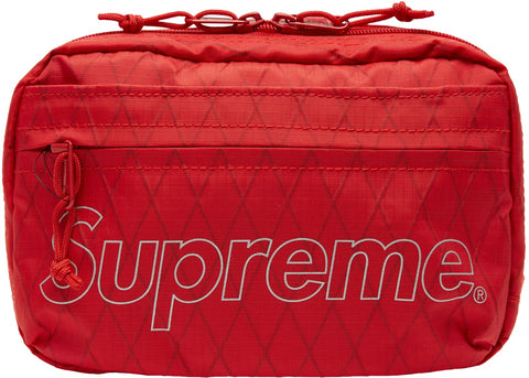 Supreme Shoulder Bag (FW18)- Red