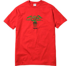 Supreme Plant Tee- Red