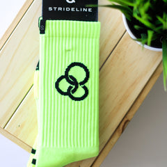 Neon Icon Socks