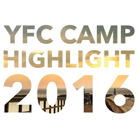 2016 YFC Camp Highlight Video