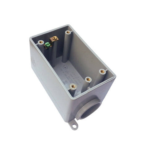 Attenuator Wall Mount Box
