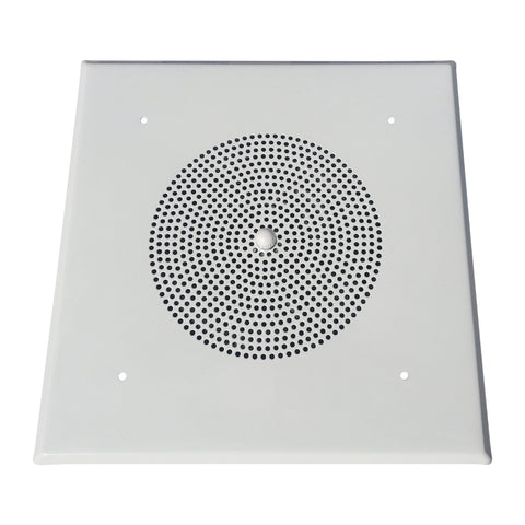 "8"" Full Range Multitap Ceiling Speaker – 70V/25V with Volume Control"