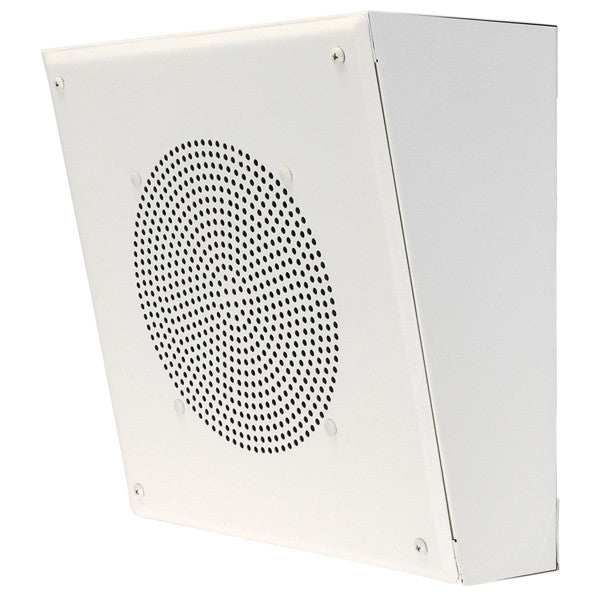 "8"" Indoor or Protected Outdoor Full Range Multitap Wall-Mount Speaker - 70V/25V"