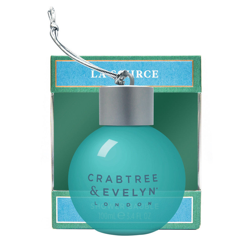 Crabtree & Evelyn La Source Shower Bauble 3.4 Fl.Oz./100ml