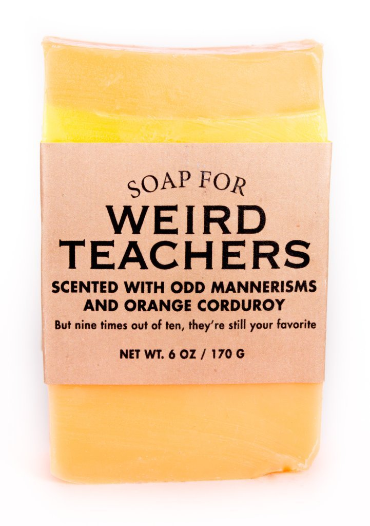 Whiskey River Specialty Soap (Weird Teachers)