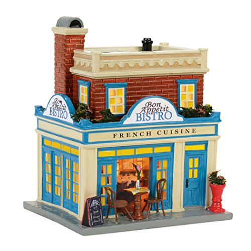 Department 56 - Bon Appetit Bistro