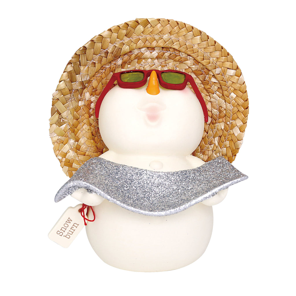 Department 56  Department 56 Snowpinions Snow Burn Figurine, 6""