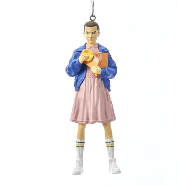Kurt Adler Stranger Things Eleven Ornament, 4.5""