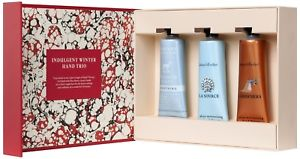 Crabtree & Evelyn Indulgent Winter Hand Trio