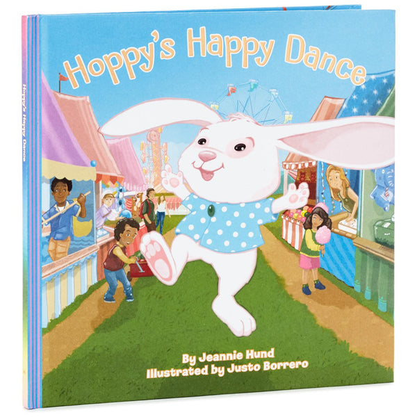 Hallmark Hoppy's Happy Dance Book