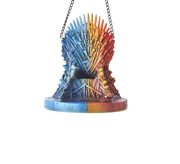 Kurt Adler Game of Thrones Fire and Ice Hanging Ornament