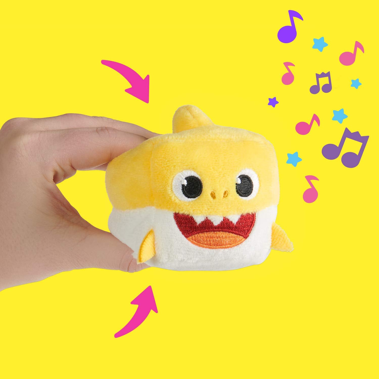 f3e865976 WowWee Pinkfong Baby Shark Official Song Cube - Baby Shark ...