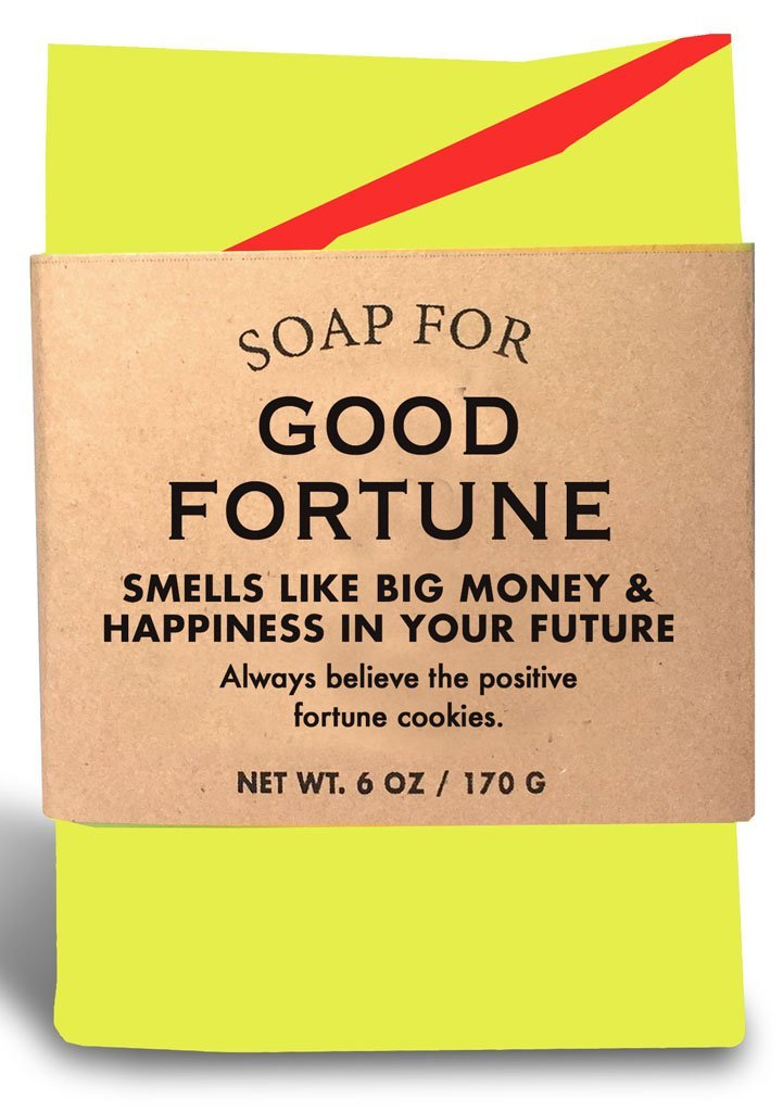Whiskey River Specialty Soap (Good Fortune)