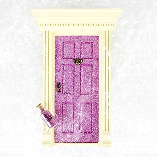 'Lil Fairy Doors (Sparkle Pink)