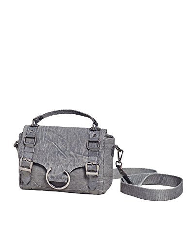 Mona B Vogue Mini Canvas Crossbody Purse M-3919