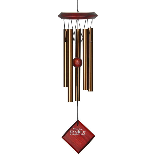 Woodstock Chimes of Mars, Bronze - Encore Collection, 17""