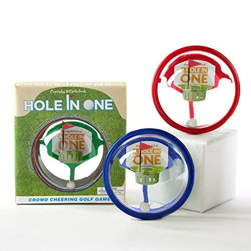 Two's Company Hole in One Golf Game, Assorted Colors, Sold Seperately