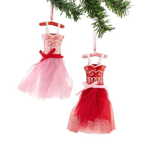 Department 56 Ballet Dress Hanging Ornament