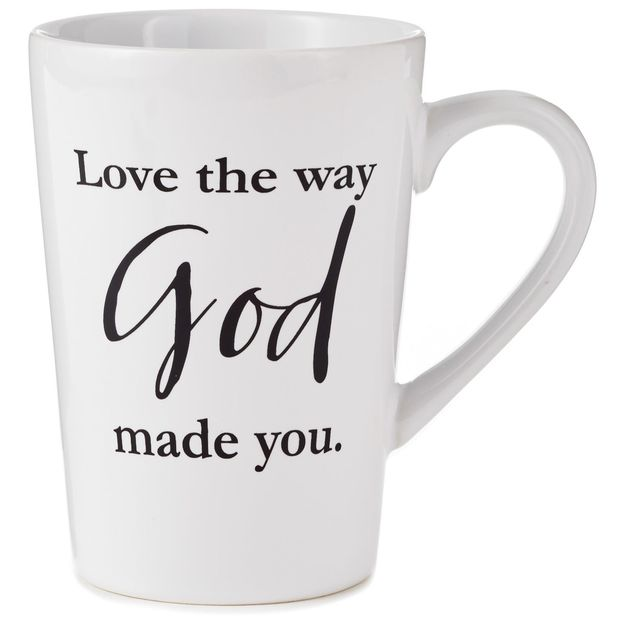 Hallmark  Hallmark God Made You Mug, 15 oz.