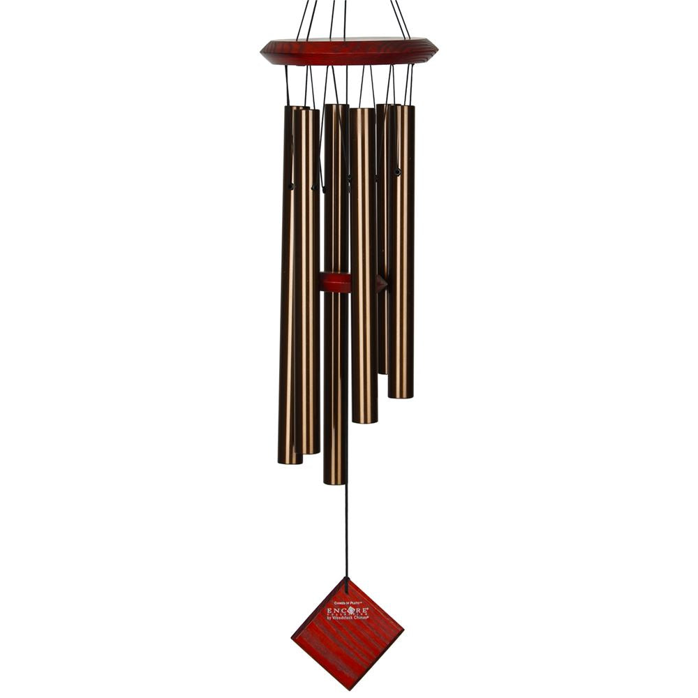 Woodstock Chimes of Pluto, Bronze - Encore Collection, 27""