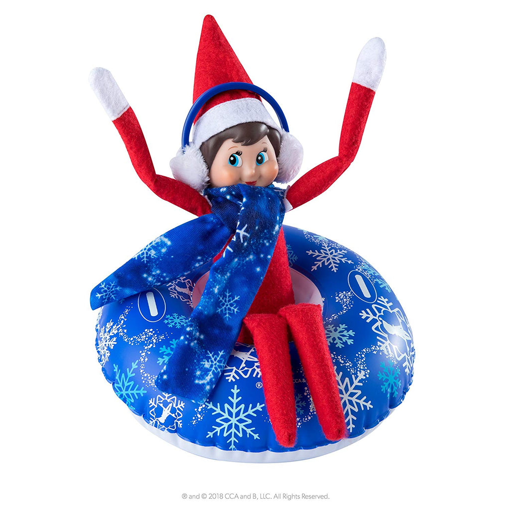 The Elf on the Shelf Claus Couture Collection Totally Tubular Snow Set
